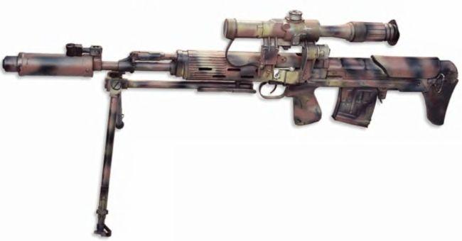 боевая винтовка
